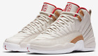 AIR JORDAN 12 XII RETRO CNY GG 881428-142 CHINESE NEW YEAR OREWOOD RED