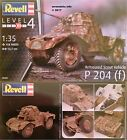 Revell 1/35 P 204 (f) Armoured Scout Vehicle New Plastic Model Kit 03259 1 35
