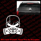 Window Toolbox Stickers #643 Punisher Toyota TRD Off Road