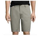 """MENS ARIZONA 9"""" INSEAM FLAT FRONT SHORTS MULTIPLE COLORS AND SIZES NEW WITH TAGS"""