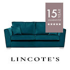 JENA Vintage Plush Velvet Sofas 4 Seater + 3 + 2 + Armchairs + Cuddle Chairs