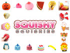 Jumbo Soft Squishy Scented Kawaii 10 Seconds Super Slow Rising Kids UK SELLER!!