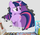 My Little Pony Twilight Sparkle Wall Decal 3D Smashed Sti...
