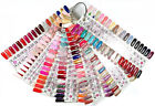 DND Daisy Color Chart Gel Polish Color Sample Chart Palette Display NEW