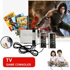 Retro Classic Game Console TV 8-Bit Built-in 620 Childhood Games w/2 Controllers
