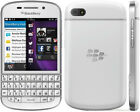 New BlackBerry Q10 Smartphone Unlocked LTE 16GB 8MP Dual Qwerty Touchscreen