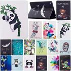 Panda Pattern Stand Leather Case Flip Cover For iPad 5th Gen 4 3 2 Mini Air Pro
