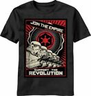 Star Wars Stormtrooper Storm Troopers Join The Empire T-Shirt Adult Sizes S-2XL