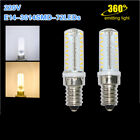 6 x Dimmbare LED Licht E14 3014 Led Lampen 4,5W 72Led Silikon Dimmer Beleuchtung