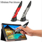 Handheld 2.4GHz Wireless Optical USB Pens Mouse Trackball Pens For PC Laptop Pad