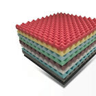 Soundproofing Acoustic Foam Wall Panels Wall Stickers Noise Reduction BE
