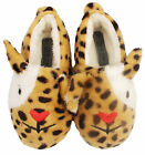 Girls Kids Novelty Bunny Slippers Infant Fur Mules Comfort Warm Winter Shoes UK