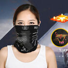 Adults Ski Motorcycle Neck Tube Winter Warmer Cycling Biker Scarf Wind Face Mask