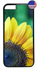 Blue Yellow Sunflower Garden Rubber Case Cover For iPhone 8