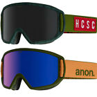 ANON RELAPSE MFI Ski Goggles with skiing mask Snowboard Glasses NEW