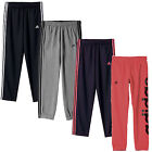 Adidas Performance Men's Jogging Pants Track Sports Casual Trousers NEW