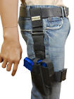 New Barsony Tactical Leg Holster w/ Mag Pouch Springfield Compact 9mm 40 45