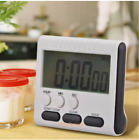 Business Home Big LCD Digital Cooking Kitchen Countdown UP Timer Clock Alarm