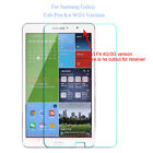 Premium Tempered Glass Screen Cover Case For Samsung Galaxy Tablet PC 7 8 inches