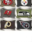 NFL License Plate Team Stickers all new for 2017