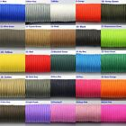 25-100 Feet 550 Paracord Parachute Cord Lanyard Mil Spec Type III 7 Strand Core