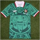 1998 Mexico World Cup Classic Vintage Mexico retro jersey