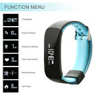 Activity Tracker Health Fitness Smart Pedometer Heart Rate Wrist Watch Lot