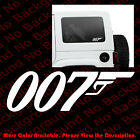 JAMES BOND 007 Spy Car Window/laptop/Phone Vinyl Die Cut Decal Sticker JB001 $1.99 USD on eBay