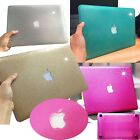 """Sparkle Bling Shiny Hard Case Glitter Cover For Macbook Pro Air11""""13""""15 Retina12"""