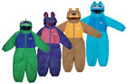 Regatta Mudplay II Kids Waterproof All In One Suit