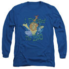 madagascar movie zoo - Madagascar Movie I ESCAPED THE ZOO Licensed Adult Long Sleeve T-Shirt S-3XL