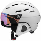 Alpina Griva Visor VHM Damen Ski Helmet with Snowboard Protection
