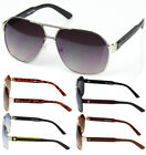 Kyпить New Mens Womens Khan Lion Pilot Designer Retro Sunglasses Fashion Shades Hexagon на еВаy.соm