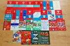 Wales v France Rugby Union Programmes 1954 - 2008