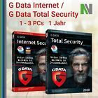 G Data Internet Security 2019 1 3 PC 1 Jahr VOLLVERSION Gdata Total Protection