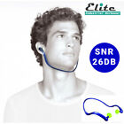 1, 5, 10 Banded Ear Plugs Hearing Protection Noise Reduction Ear Defenders muff