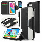 Luxury Magnetic Flip Cover Stand Wallet Leather Case For Apple iPhone 6s 6 Plus