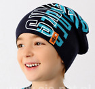 Spring Boys / Kids Hats/ NEW / NAVY/  / Made in EU / 4 - 7 YEARS