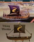 "Mister Craft 1/180 Viking Ship ""Drakkar Oseberg"" Plastic Model Kit D-209 042097"