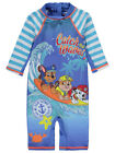 Boys Swimsuit UV40 Sunsafe Protection Surfsuit Paw Patrol NEW BNWT