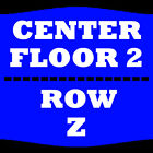 2 TIX TRANS-SIBERIAN ORCHESTRA 12/30 FLOOR 2 ROW Z NATIONWIDE ARENA COLUMBUS