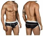 Clever 5317 Sweetness Piping Briefs Color Black