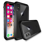 "For iPhone X 8 7 Plus Waterproof Case 6.6"" Underwater Shockproof Dirtproof Cover"