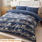 "Emma Bridgewater ""Winter Animals"" childrens bed set, duvet cover and pillow c..."