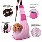 Pet Puppy Dog Cat Carrier Sling Shoulder Bag Tote Outside Travel 0.55-12LBS SML