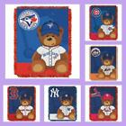 MLB Licensed Triple Woven Jacquard Afghan Throw Baby Blanket - Choose Your Team on Ebay