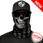 SA Co Face Shield Mask Salt Armour Balaclava USA Skull Fishing Cycling Outdoor