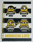 Minions A5 Notebook Lined Pages Notepad Exercise Book