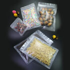 100/500/1000 Flat Matte Frosted Clear Poly QuickQlick™ Bags 10x15cm Outer Size