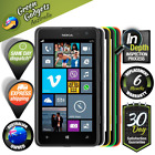 Nokia Microsoft Lumia 625 8GB 3G Black White Yellow Green Orange Smartphone